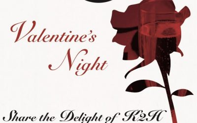 Valentines Night In Sandbach